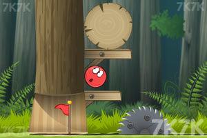 《小红球闯关4》游戏画面8