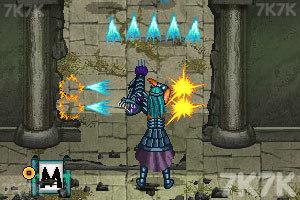 《暗黑裁决者》游戏画面2