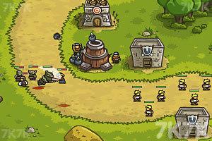 《皇家守卫军1.1中文版》游戏画面2