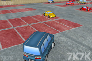 《超市停车场3D》游戏画面2