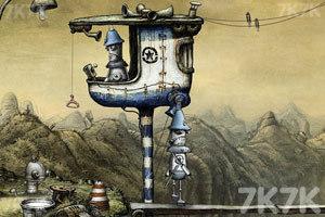 《机械迷城完整中文版》游戏画面7