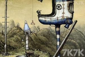 《机械迷城完整中文版》游戏画面8