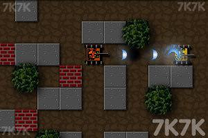 《2010坦克大战》游戏画面3