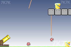 《蘑菇大炮》游戏画面8