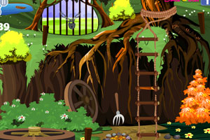 《古老洞穴逃生》游戏画面1