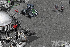 《星际战车》游戏画面2