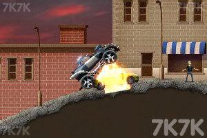 《地狱警车2积分版》游戏画面9