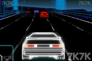 《霓虹灯赛车2》游戏画面4
