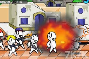 《DNF2.7无敌版》游戏画面1
