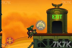 《蒸汽要塞中文无敌版》游戏画面5
