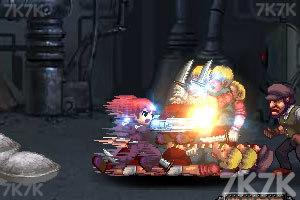 《复仇之臂中文无敌版》游戏画面8