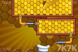 《我要吃蜂蜜》游戏画面8
