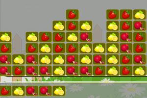《健康水果消消看》游戏画面1