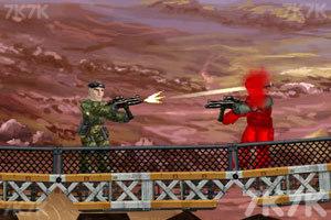 《机械特种兵》游戏画面2
