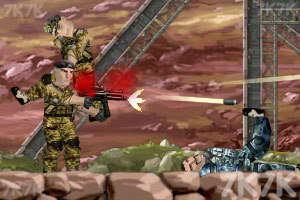 《机械特种兵》游戏画面10