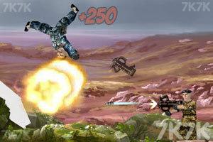 《机械特种兵》游戏画面9