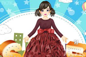 《女孩聚会连衣裙》游戏画面9