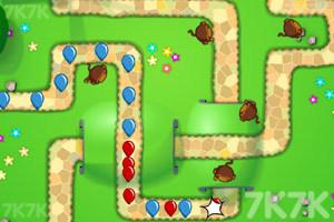《小猴子守城4V1.26版》游戏画面8