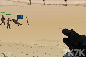 《海滩阻击》游戏画面9