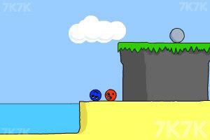 《小球找钻石》游戏画面10
