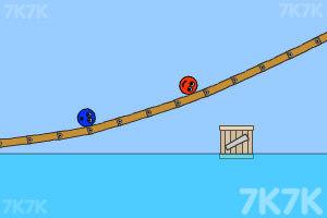 《小球找钻石》游戏画面4