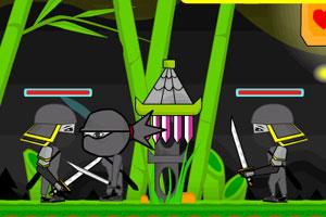 《忍者的试炼》游戏画面1