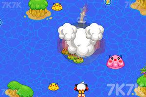 《可爱空战》游戏画面1