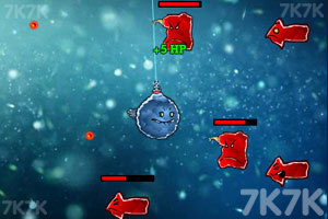《病毒大乱斗》游戏画面2