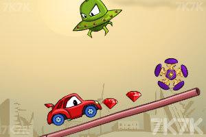 《大車吃小車2無敵版》游戲畫面3