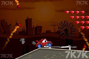 《大车吃小车2无敌版》游戏画面9