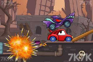 《大車吃小車2無敵版》游戲畫面10