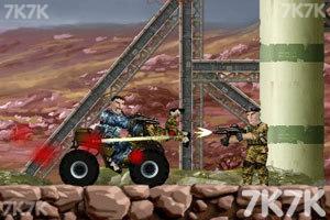 《机械特种兵无敌版》游戏画面9