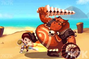 《宝剑传说》游戏画面1