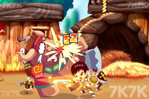 《宝剑传说》游戏画面10