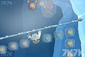 《冰山里的雪熊》截图3