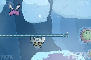 《冰山里的雪熊》截圖1