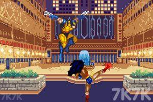 《金刚狼VS神奇斗士》截图9
