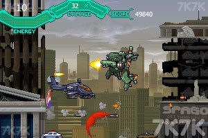 《疯狂机械人》游戏画面1