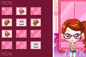 《阿sue整理衣柜》游戏画面2