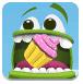 吃蛋糕的青蛙