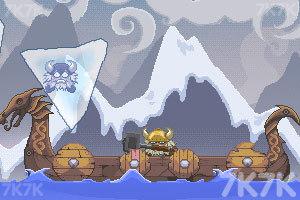 《冰山营救》游戏画面2
