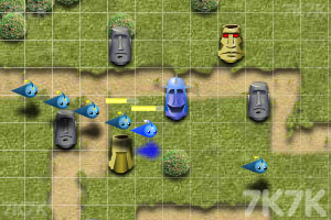 《复活节岛塔防》游戏画面9