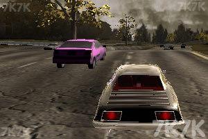 《3D极品飞车赛》游戏画面7
