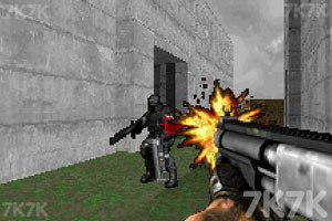 《CS气枪射击战》游戏画面1