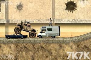 《疯狂战车豪华版》游戏画面5