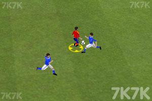 《世界杯实况2》游戏画面4