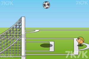 《双人足球》游戏画面6