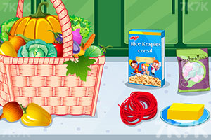 《迷你棒棒糖》游戏画面1