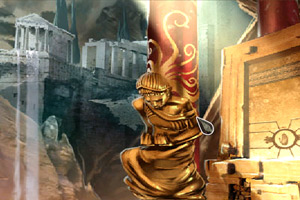 《爱丽丝希腊之旅》游戏画面1