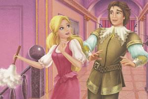 《幸福的公主拼图》游戏画面1